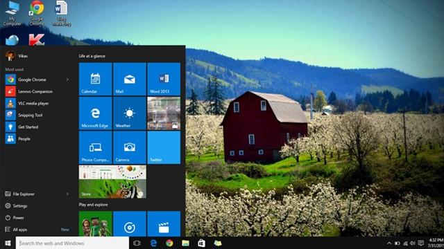 Microsoft Temiz Windows 10 Kurulumu İçin Bir Uygulama Çıkartıyor
