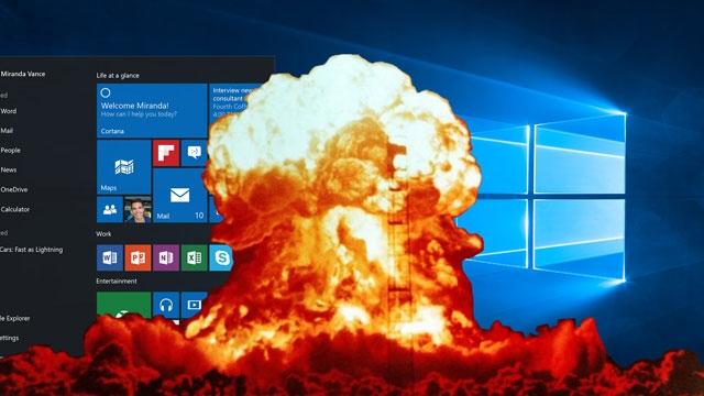 Dikkat, Windows 10'a Yükseltme Yapmadan Sakın Temiz Kurulum Yapmayın