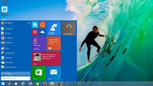 Windows 10 Güncellemesiyle Kaybolacak Olan Uygulamalar
