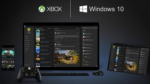 Xbox One 12 Kasım'da Windows 10'a Kavuşuyor