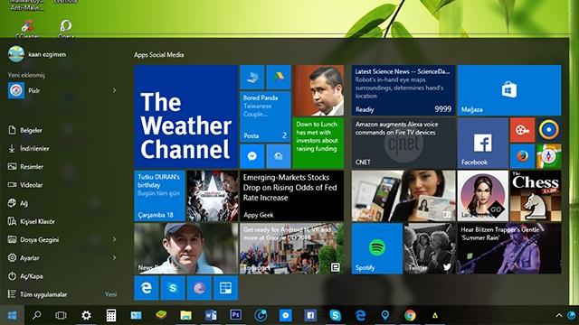 Windows 7'yi Çok Yalnız Bırakmayın, Her An Windows 10'a Dönüşebilir