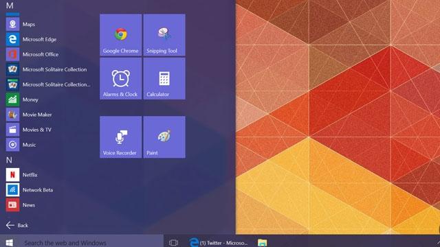 Windows 10 Teknik Ön İzleme 10147 Yayınlandı, Artık Daha Canlı ve Daha Renkli