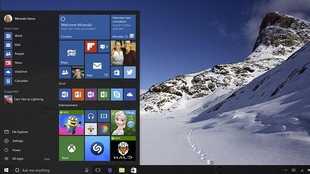 Windows 10 Çıkış Tarihi Netleşti! Bedava Güncelleme Yolda