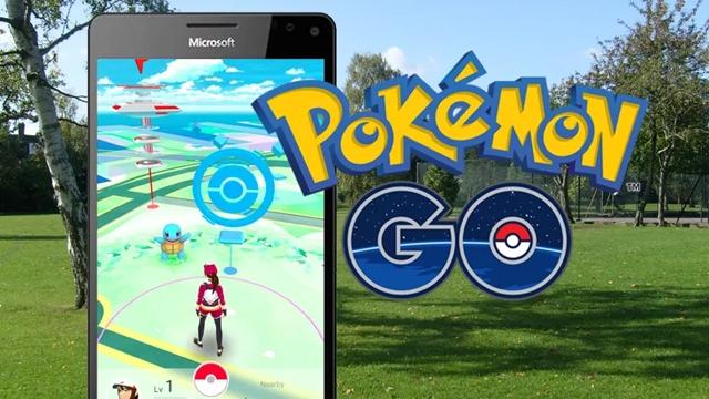 Pokemon Go Artık Windows Phone Cihazlarda