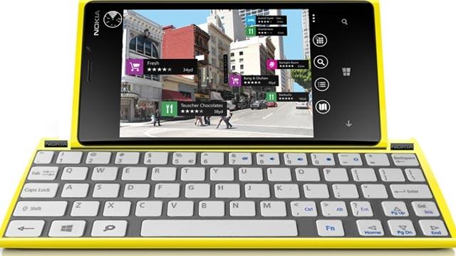 Windows Phone İçin Fiziksel Klavye Desteği Geliyor