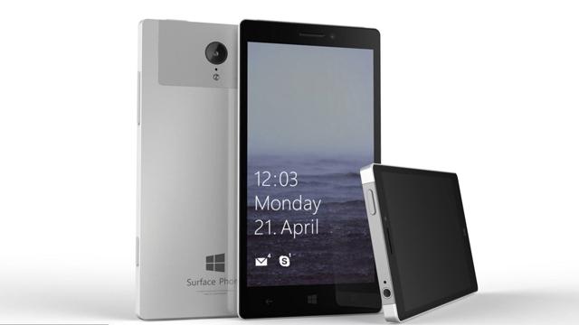 Microsoft Surface Phone Serisini Dünyanın En Güvenli Akıllı Telefonları Olarak Tasarlıyor