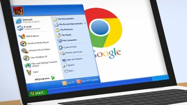 Ölümsüz İşletim Sistemi Windows XP'ye Chrome Desteği 2015 Aralık Ayında Sona Eriyor