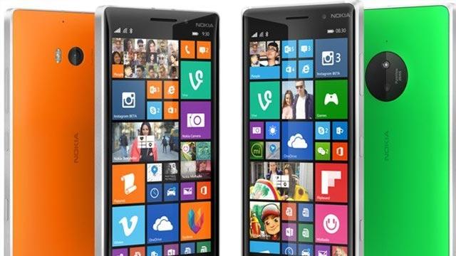 Windows 10 Lumia'ların Amiral Gemileri Yola Çıktı