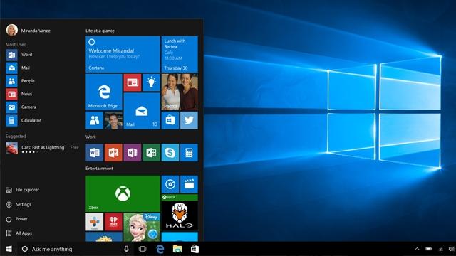 Windows 10'u Yaz Güncellemesine Hazırlayan Bir Güncelleme Bu Hafta Geliyor