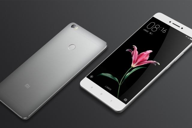 Xiaomi Mi Max'ın Teknik Özellikleri ve Fiyatı Resmi Olarak Açıklandı