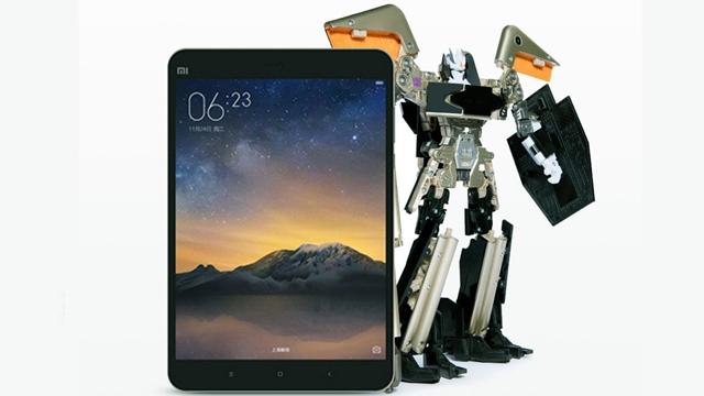 Transformers'a Dönüşen Xiaomi Mi Pad Büyük İlgi Görüyor