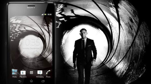 Sony Xperia Z5, James Bond'un Elinde Tuttuğu Telefon Olabilir