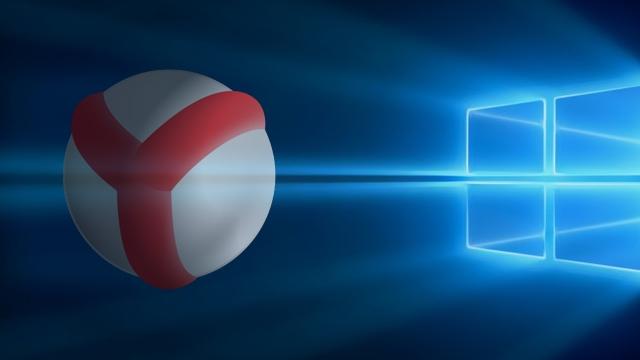 Yandex Windows 10'un Yeni Ortağı Oldu