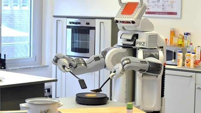 Akşama Ne Pişecek Derdine Son Veren Robotlar Geliyor