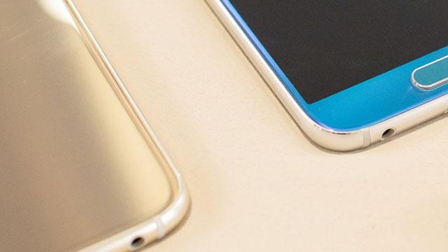 Samsung Galaxy S6 ve S6 Edge Renk Değiştirerek Raflara Geliyor