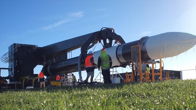 Yeni Zelanda, Uzay Yarışına 3B Yazıcıda Tasarlanmış Roketle Dahil Oldu