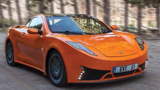 Türkiye'de Yeni Bir Yerli Elektrikli Otomobil Daha Tanıtıldı, İşte EVT S1