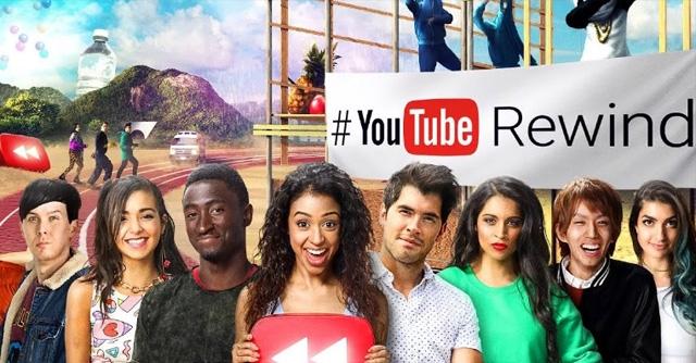 YouTube Rewind 2016 Yayınlandı, Kaçırdığınız Her Şey Bu Videoda