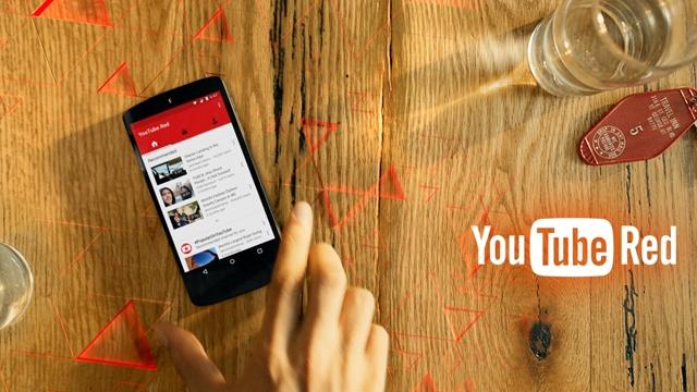 YouTube Red Video Sayfalarında Tam Ekran Reklam Testleri Başladı