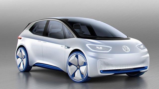 Volkswagen I.D, Tamamen Elektrikli İlk Uzun Yol Aracı ...