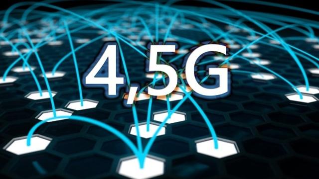4,5G Sonunda Yüzde 100 Kapsama Alanına Ulaşacak