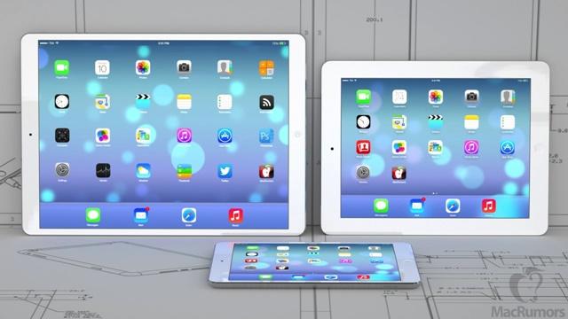 4 Yeni iPad Yolda