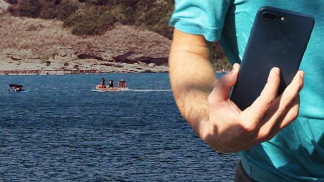 Adana'da Su Geçirmeyen Akıllı Telefon 3 Hayat Kurtardı