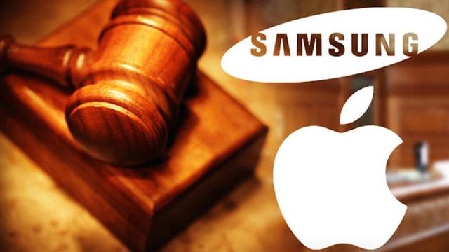 Apple ve Samsung Davası Başladığı Yere Geri Dönüyor