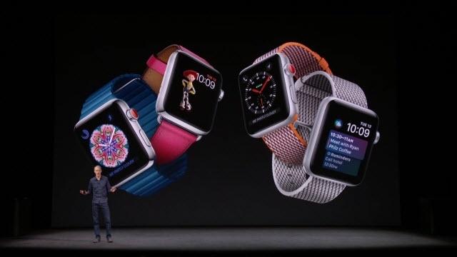 Apple Watch 3 Tanıtıldı! İşte Yeni Apple Saatlerin Fiyatı ve Özellikleri