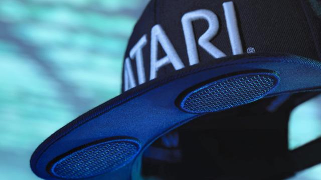 Atari, Hoparlörlü Şapka 'Speakerhat'i Tanıttı