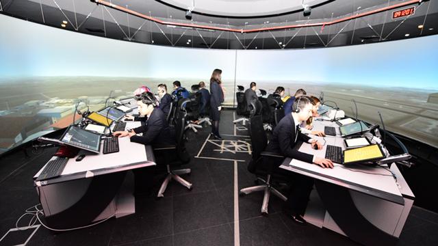İlk Milli Hava Trafik Kontrol Simülatörü: atcTRsim