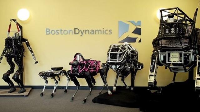 Boston Dynamics'in Yeni Robotu Handle'ın Videosu Sızdı