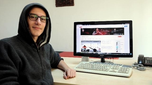 Lise Öğrencisi Çayan, Bu Kez de Youtube'un Açığını Buldu
