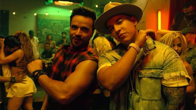 Despacito Tüm Zamanların En Çok 'Tıklanan' Şarkısı Oldu