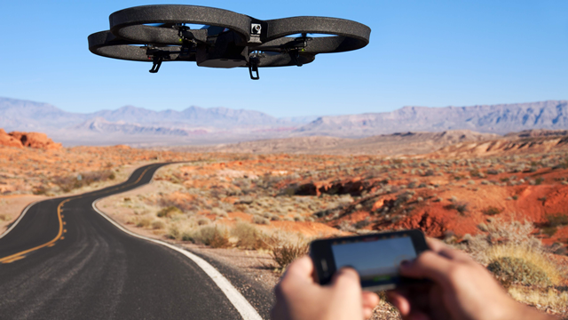 Dronelar Rekor Kırmaya Devam Ediyor