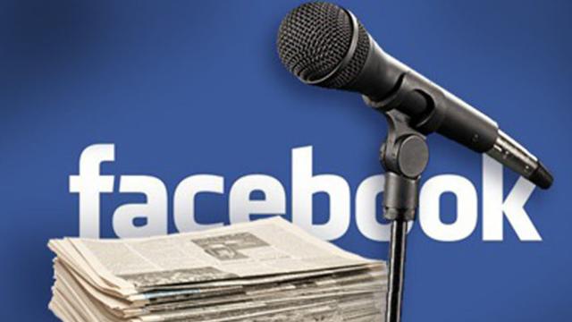 Facebook, Gazetecilere Facebook'u Kullanmayı Öğretecek