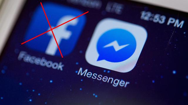 Facebook Hesabınızı Kapatarak Messenger Kullanmaya Nasıl Devam Edersiniz?
