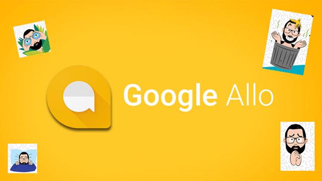 Google Allo'nun Yeni Özelliğiyle Selfielerinizi Çıkartmaya Dönüştürün