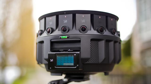 Google Jump Kameları, VR Teknolojisine Yeni Bir Boyut Katacak