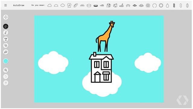 Google'ın Yeni Uygulamasıyla Grafik Tasarlamak Çocuk Oyuncağı