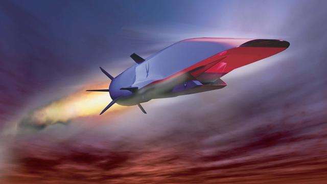 Hipersonik Uçak Teknolojisi Çok Yakın