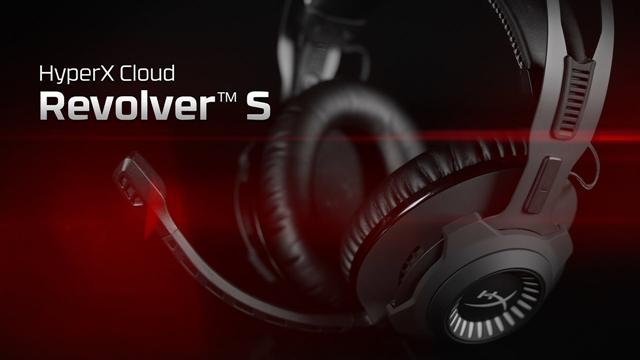 Tek Tuşla Dolby Surround Ses: HyperX Cloud Revolver S Türkiye'de!