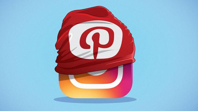 Instagram'ın Gözü Şimdi de Pinterest'ın Tahtında