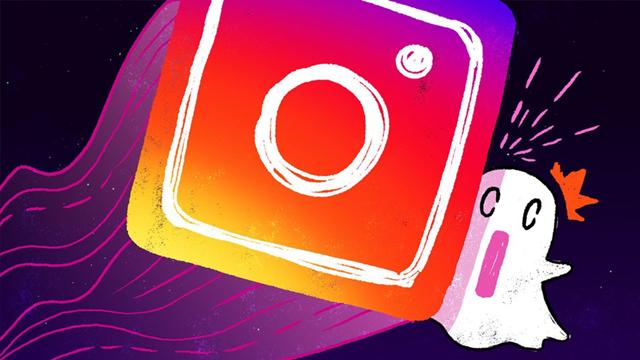 Artık Instagram'ın Snapchat'ten Eksiği Yok Fazlası Var