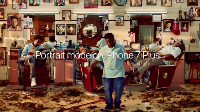 iPhone 7 Plus'ın Yeni Reklam Filmi Çok Konuşulacak