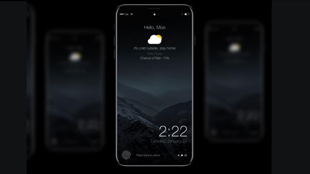 Yeni iPhone, 5.8 inçlik OLED Ekran ile Gelecek