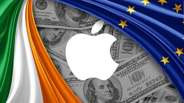 Avrupa Birliği'nden Apple'a 13 Milyar Euro Para Cezası