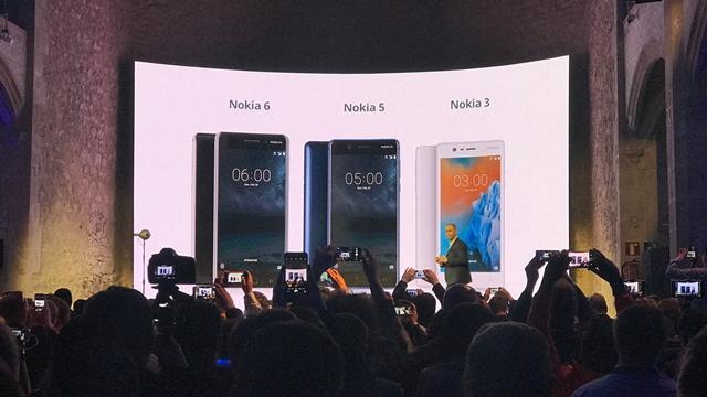 İşte Nokia 3, Nokia 5 ve Nokia 6 Hakkında Bilmeniz Gereken Her Şey