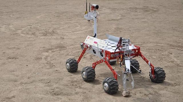İTÜ'lü Gençler Mars Çöllerinde Gururumuz Oldular