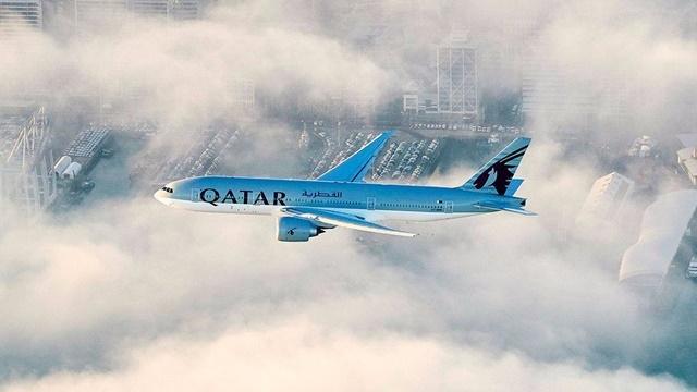 Dünya'nın En Uzun Uçuşu Gerçekleşti